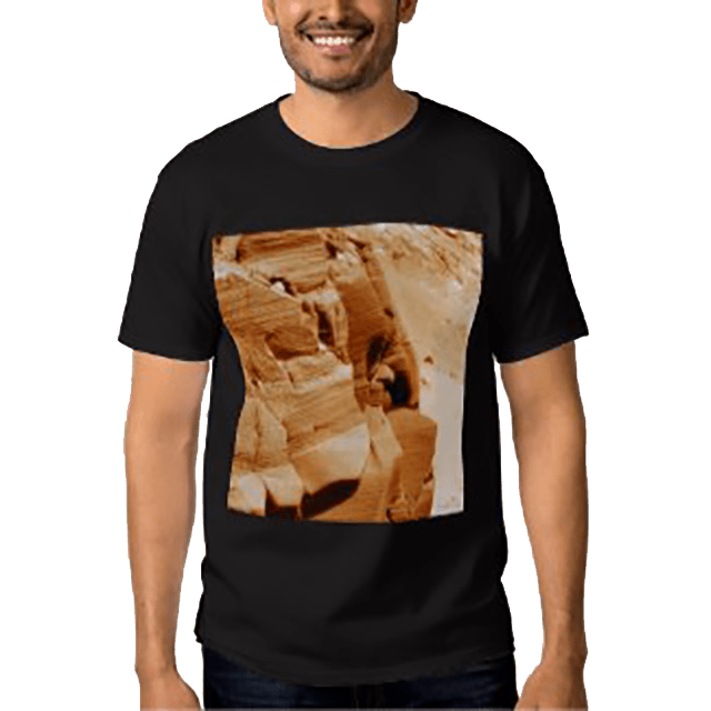 Egypt on Mars Tee Shirt