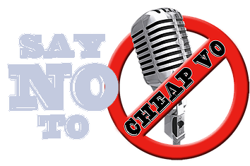 just say no to cheap vo