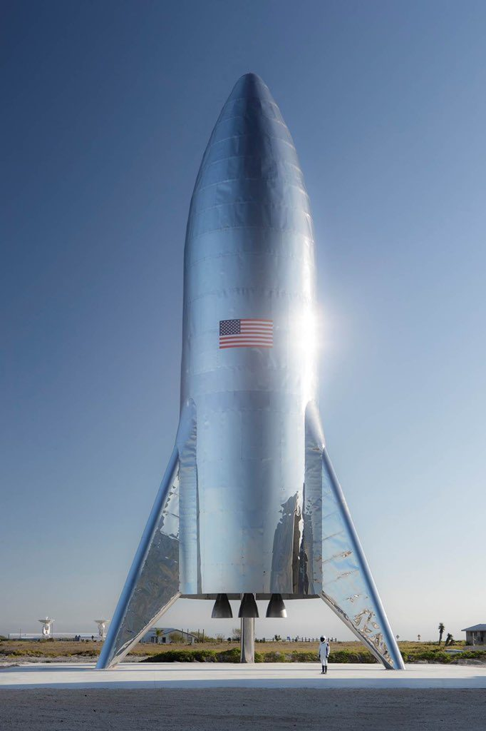The SpaceX Starship