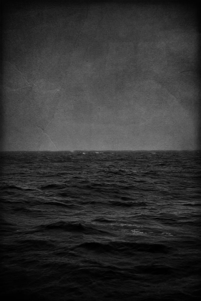 Cold Black Sea