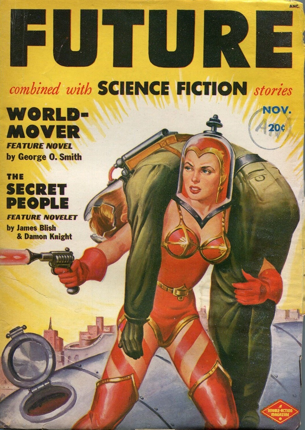 Future Science Fiction Stories