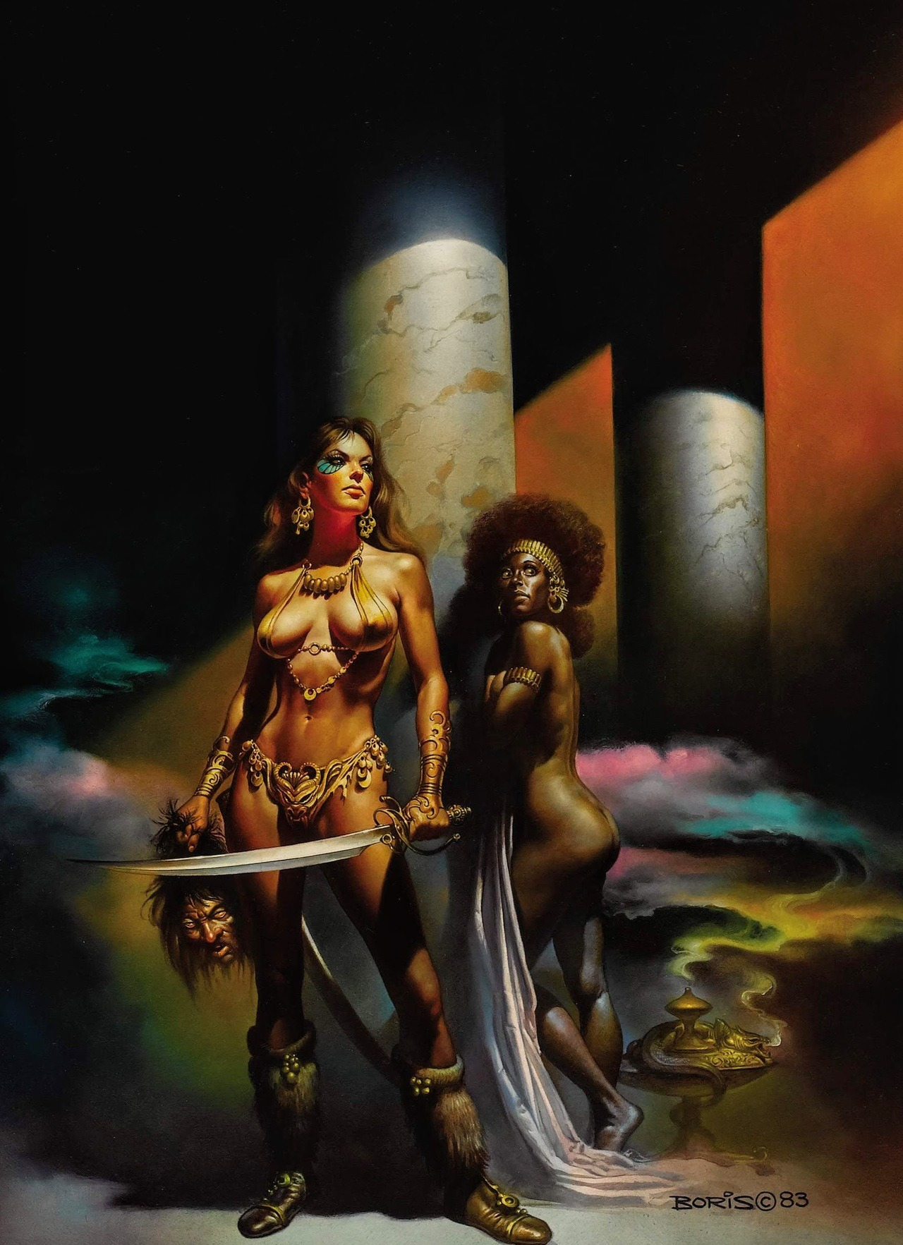by Boris Vallejo