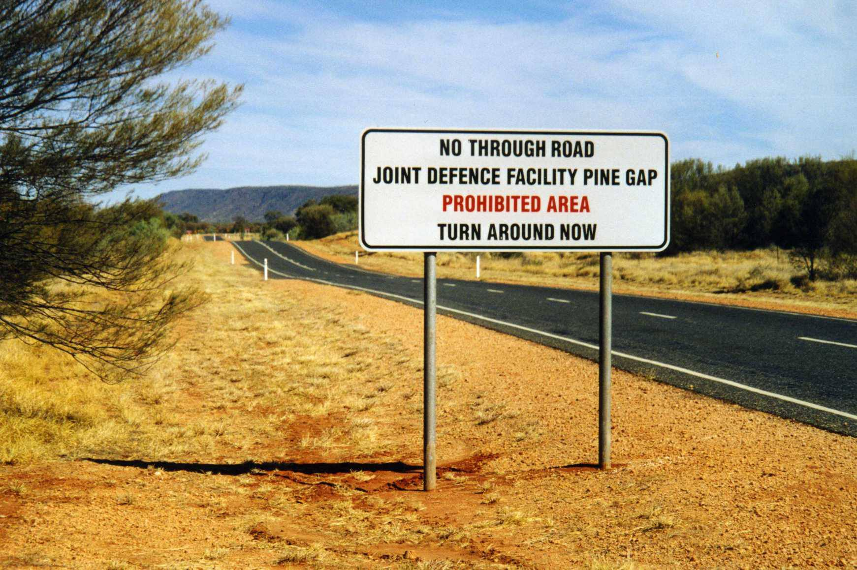 alice springs pine gap