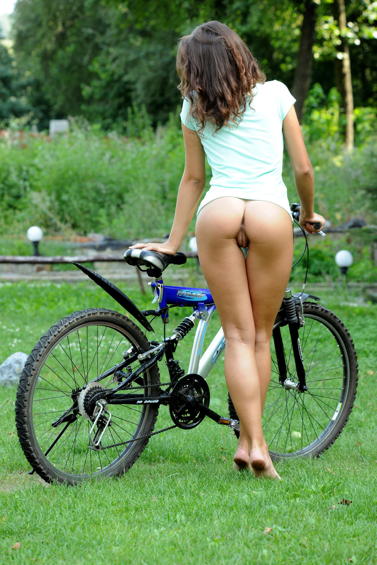 i want to be a bicycle seat
