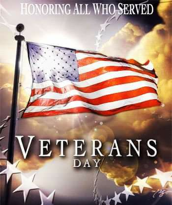 Bless ALL Veterans