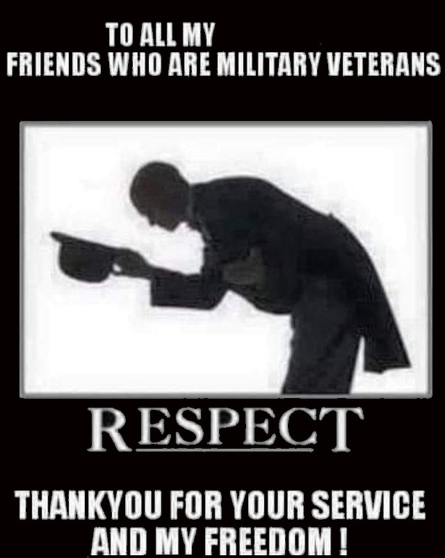 respect vet friends