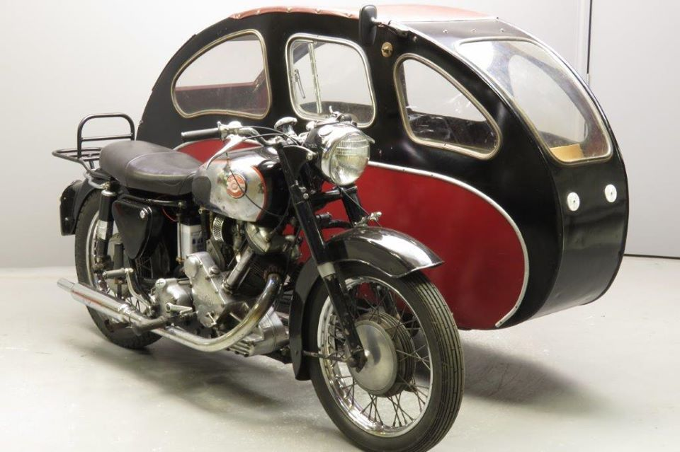 1956 Panther Model 100