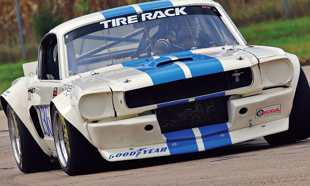 65-66 GT350 Full Race Kit