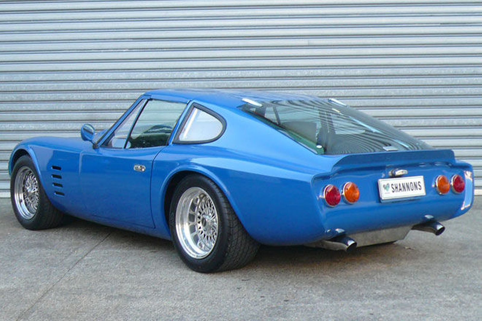 1970 Bolwell Mark 7 Coupe