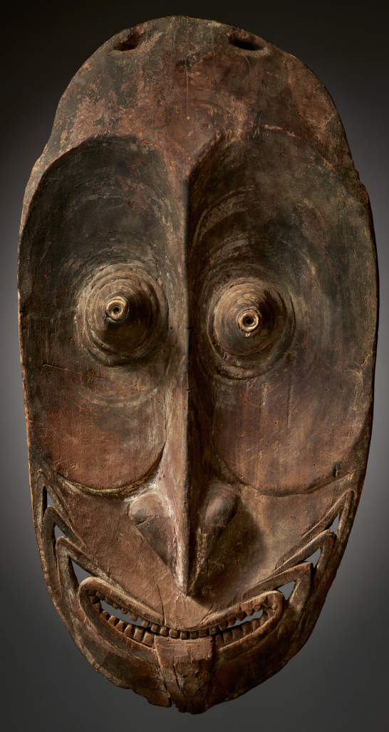 Middle Sepik Mask