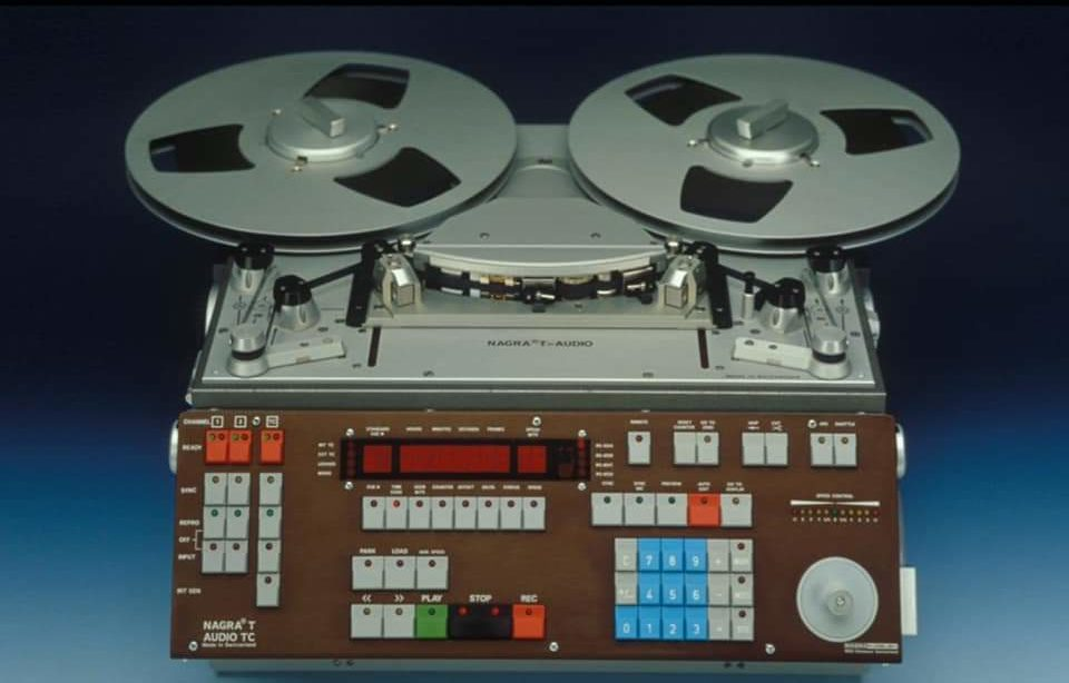Nagra T-Audio TC