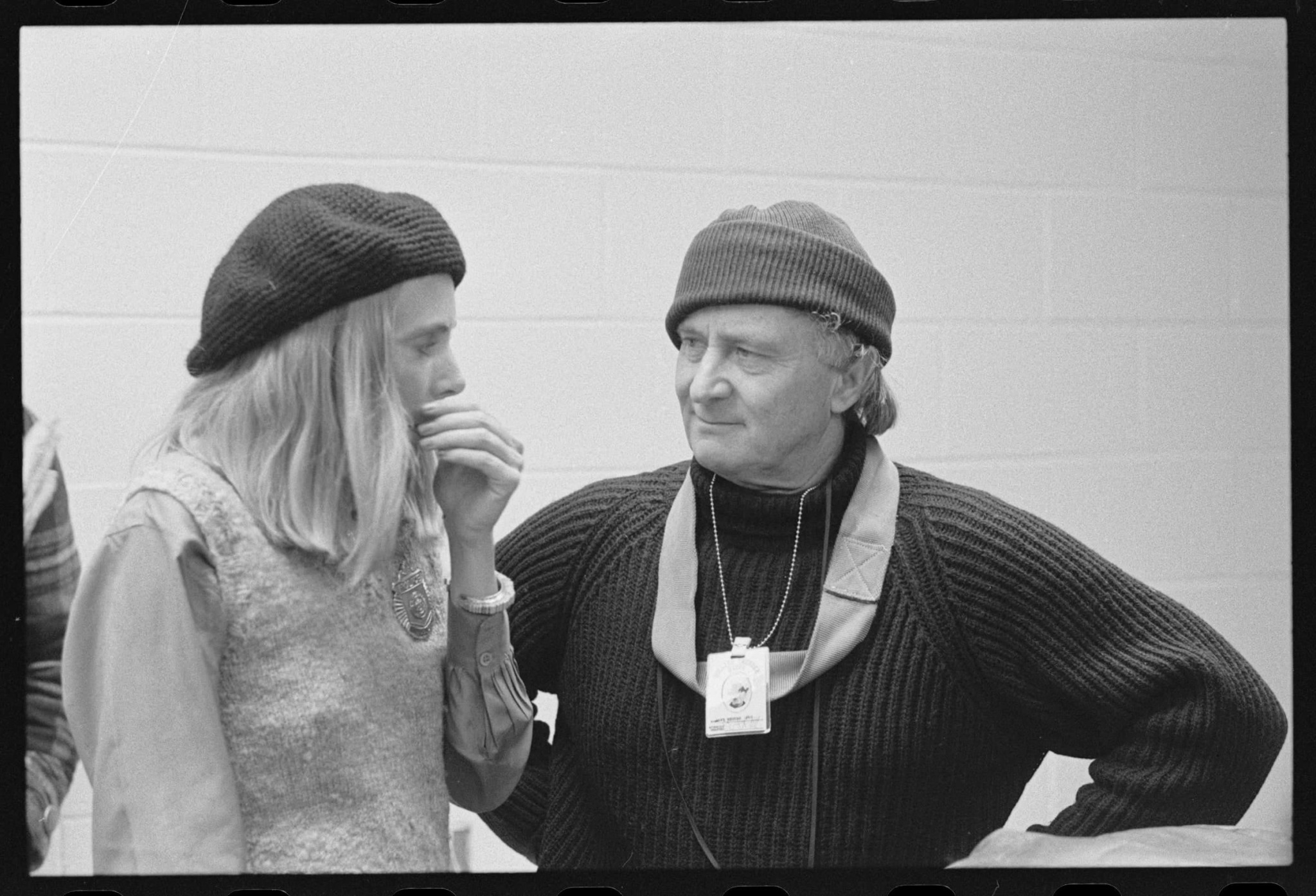 Joni Mitchell, David Meyers