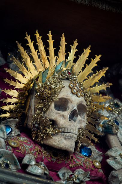 The Head of St. Benedictus