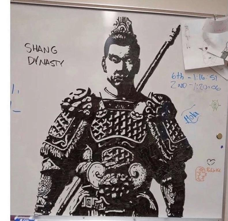Shang Dynasty Dude