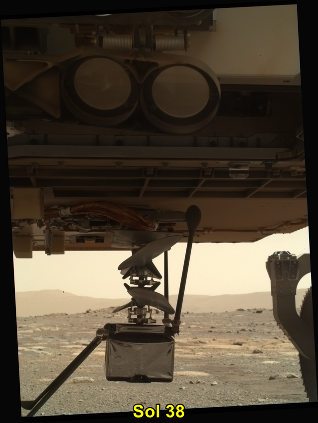 Another stage closer :) sol 38